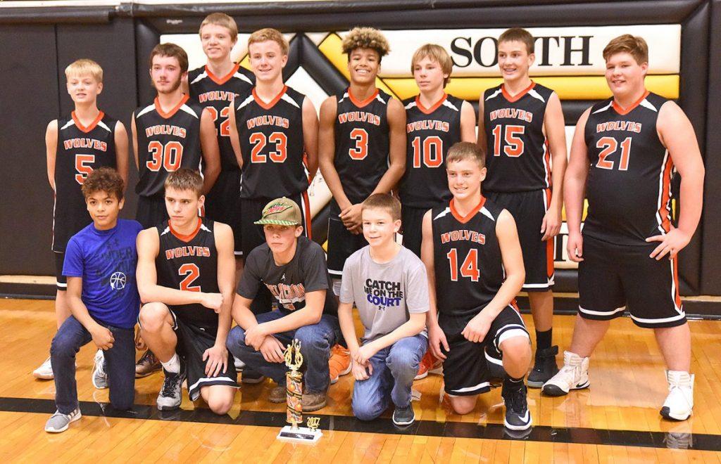 EA Boys Basketball