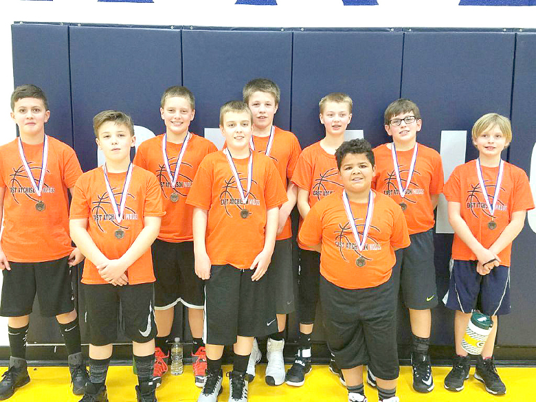 3rd place for Wolves