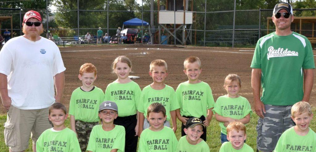 Fairfax T-Ball