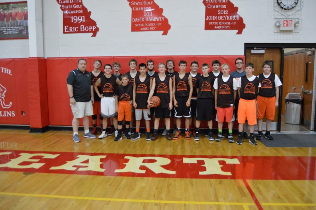 Tri-Lakes Basketball Shootout