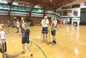 coach gary smith and kilea cooper