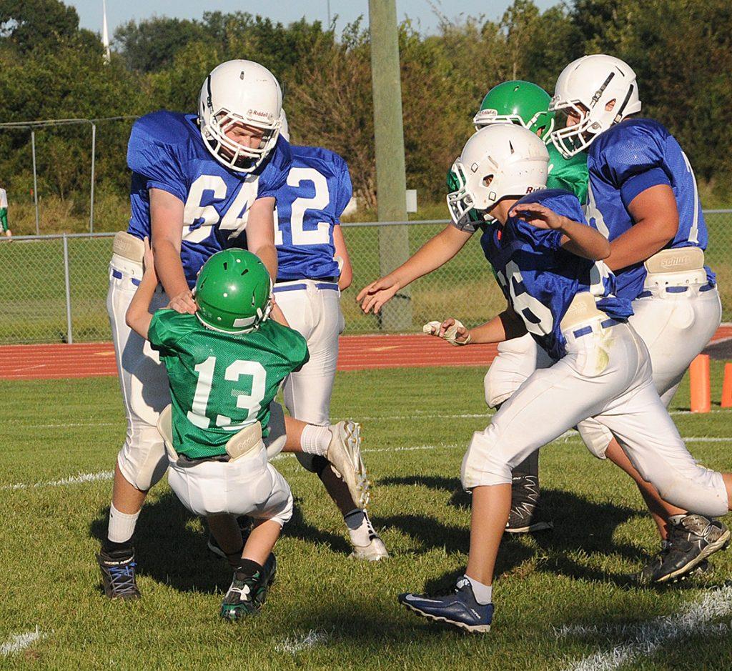 RP Junior High Football