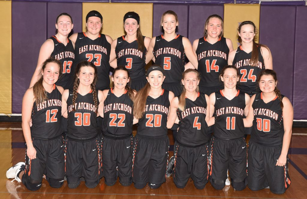 East Atchison Lady Wolves Basketball