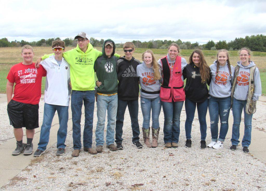 Fairfax High School Trap Shooting Team