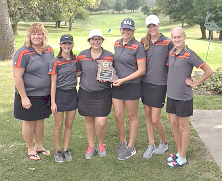 East Atchison Lady Golfers