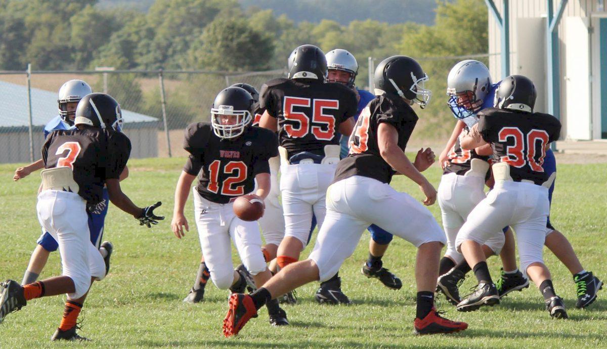 EA Junior High Football