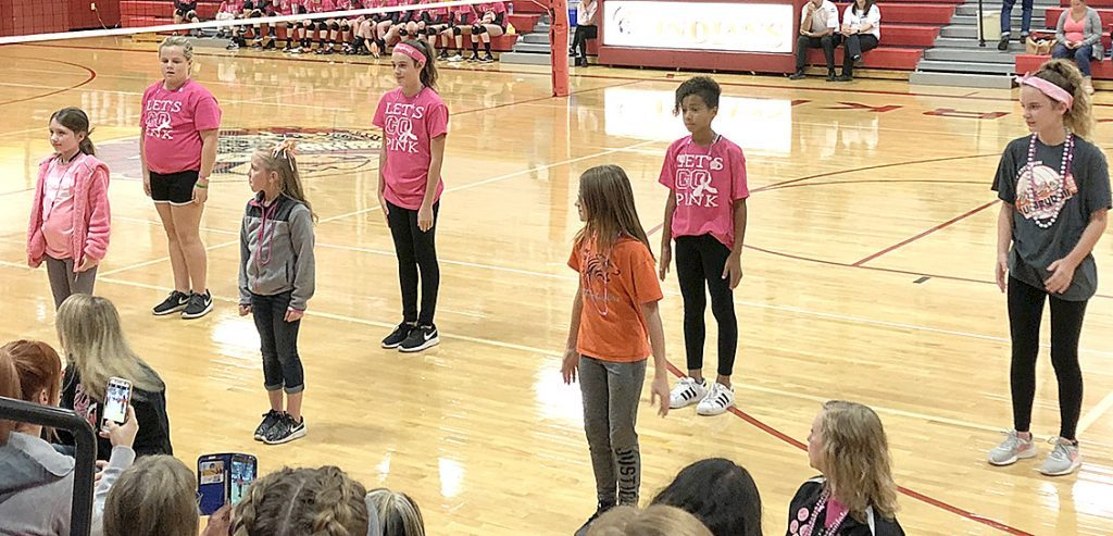 East Atchison Volleyball Teams