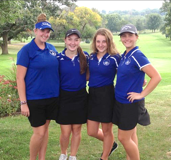 Rock Port Girls Golf Team