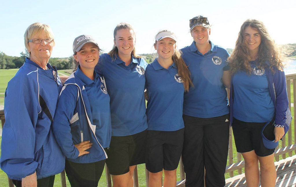 RP Girls Golf
