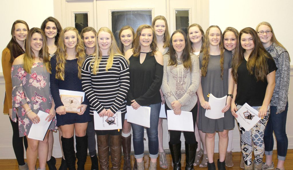 East Atchison volleyball