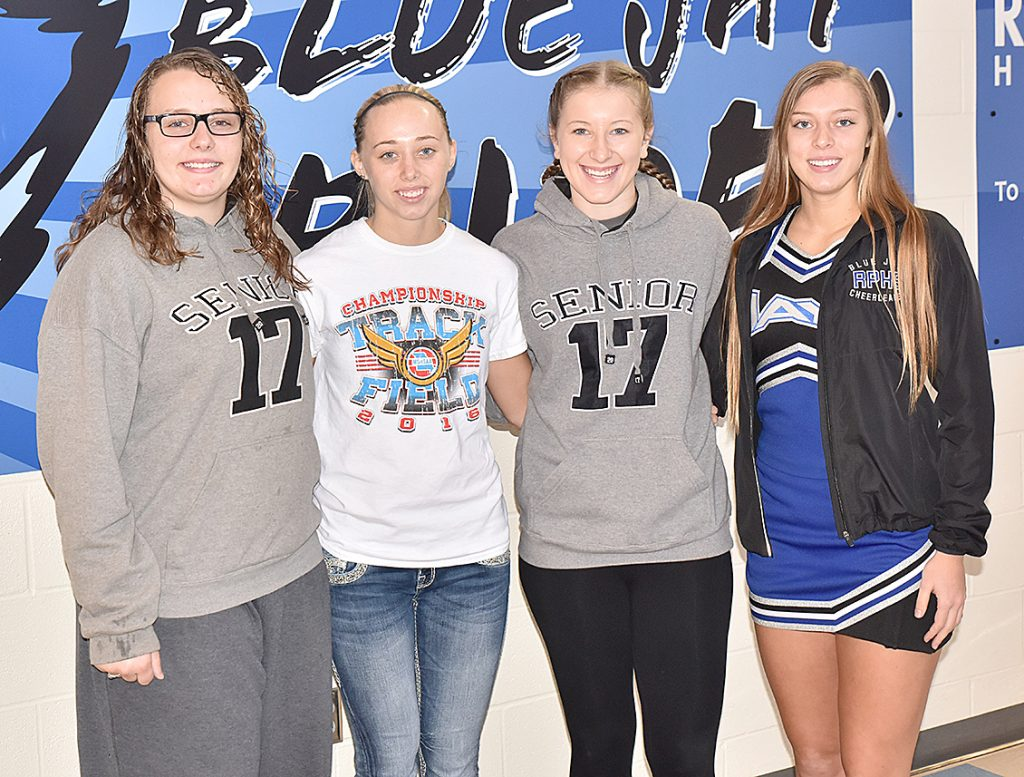 Rock Port Volleyball Honors